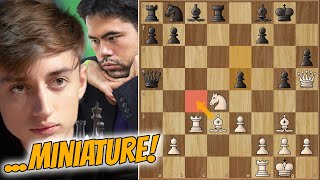 Now Thats A... || Dubov Vs Nakamura || Magnus Carlsen Grand Final (2020)