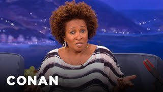 """Wanda Sykes Knows """"Pootie Tang"""" Fans Are Stoners"""