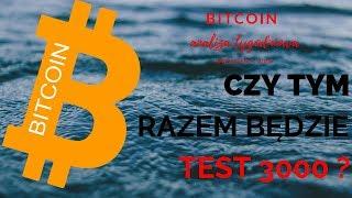 Bitcoin: czy wracamy do scenariusza z poziomami poniżej 5000 ? - BTC Analiza 2018 09 09