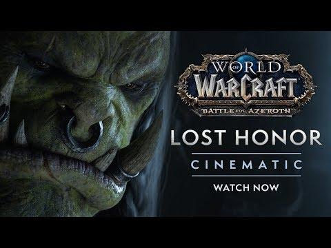 Lost Honor – Ztracená čest