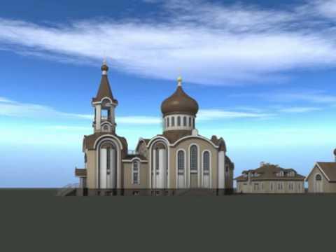 Храм в хотьково алексея божий человек