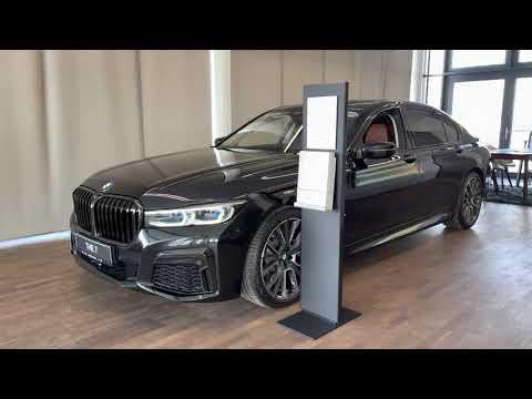 BMW 740Ld xDrive Sedan