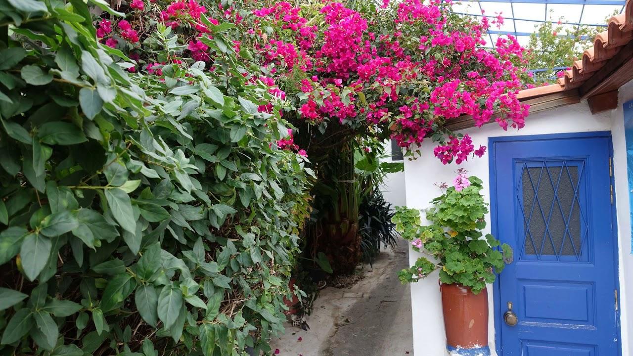 anafiotika, little neighborhood, athens, greece