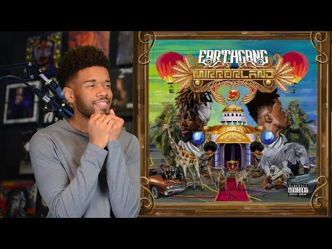 EarthGang - MIRRORLAND ALBUM Review