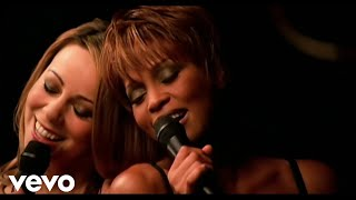 Whitney Houston ft. Mariah Carey - When You Believe (From The Prince Of Egypt) [Official Video]
