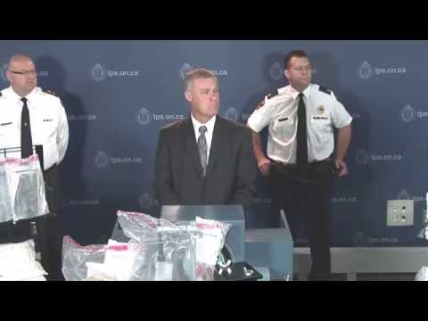 Project 'Pharaoh' Update | @TorontoPolice Acting Chief Jim Ramer