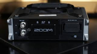 CMAC Kits: Zoom F4 (Tutorial)