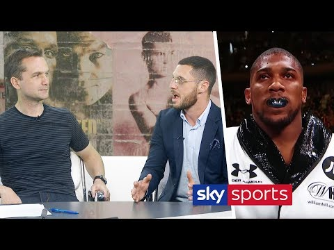 Tommy Coyle shares his theory on why Anthony Joshua lost in shocking fashion to Andy Ruiz Jr | T2T
