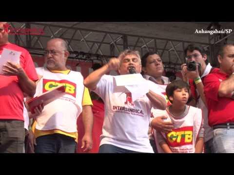 Fala da Intersindical no 1º de maio popular e de luta