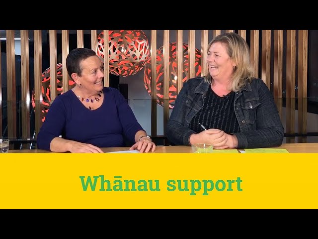 Supporting a young parent in your whāmau