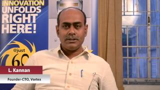 Kannan and Vijay Babu of Vortex Engineering systems
