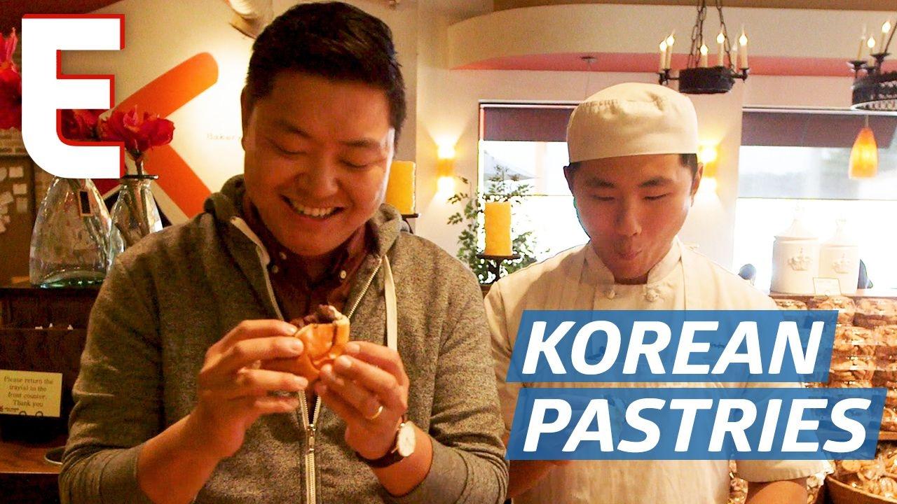 Korean Pastries Are European Influenced, But Stuffed With Azuki Beans — K-Town thumbnail