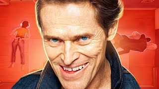 This game is about Willem Dafoe killing you over and over again