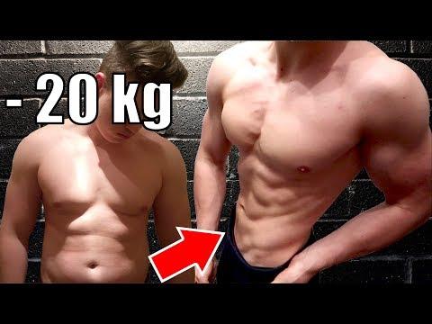 Das Minus 1 kg im Tag abzumagern
