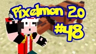 Sandile  - (Pokémon) - Minecraft: Pixelmon 2.0 - Episode 48 - BURNT BOSS SANDILE (Pokemon Mod)