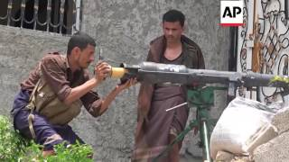 Taiz - Houthi fighters battle militia in Yemen city | Editor's Pick | 18 August 16