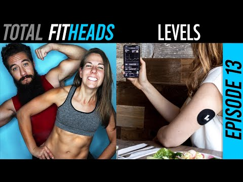 Become a Cyborg to Perfect Your Diet (ft. LEVELS founder Josh Clemente) TOTAL FITHEADS #13