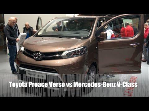 Mercedesbenz  V Class Минивен класса M - тест-драйв 4
