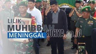 Lilik Muhibbah Tutup Usia, Ribuan Warga Hadiri Pemakaman sang Wakil Wali Kota Kediri