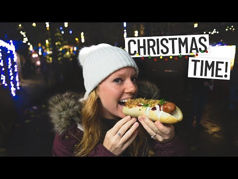 CHRISTMAS TIME IN YORK! Delicious Food + Exploring York Castle (England Vlog) Mp3