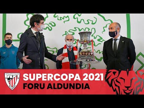 🔴 LIVE | Recibimiento Supercopa 2021 Athletic Club I Diputación de Bizkaia