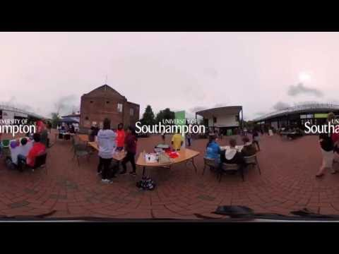 September 2016 Open Days in 360° | University of Southampton