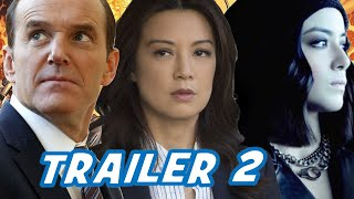 "Agents Of SHIELD Finale ""Last Mission"" Trailer Breakdown & New Footage!!! Garett & An OP Nathaniel!!"