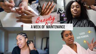 Maintenance Week! | zoerudd