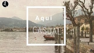 Banda Imperio De Colima - Aqui Casual [Banda 2017][LETRA]