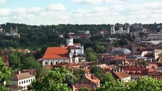 preview picture of video 'VILNIUS / VILNA - Lituania / Lithuania - Turismo, tourism, tour,  travel, Lietuva'