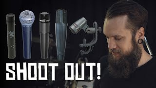 Tom Microphone Shootout (HoboRec Bull Sessions #28)