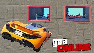 РПГ, МАШИНЫ, ДЫРКИ - НОВЫЙ ЦАРЬ ГОРЫ В GTA 5 ONLINE (GTA 5 Смешные  моменты)