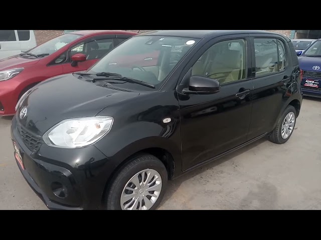 Toyota Passo X 2018 for Sale in Gujranwala