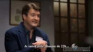 """Castle/Forever """"Men At 10"""" Promo #1 vostfr"""