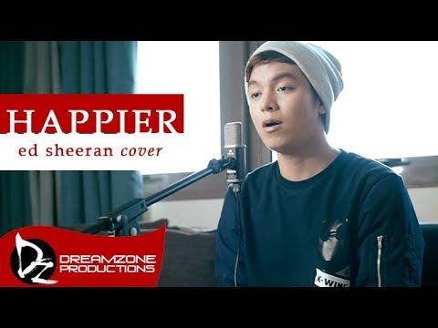 Sam Mangubat - Happier (Ed Sheeran Cover)
