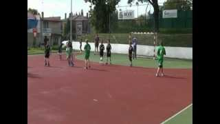 "preview picture of video 'Zápas mladších žáků Kutná Hora  vs. SOKOL Úvaly ""B (25:07) - 8.9.2012'"