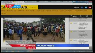 World View 28th November 2016 - International Headlines with Trix Ingado