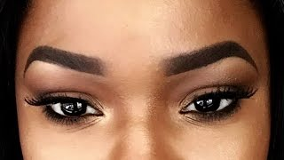Beginner Eyebrow Tutorial !!!