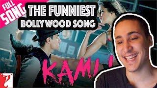 Kamli  Full Song  DHOOM3  Katrina Kaif  Aamir Khan  Sunidhi Chauhan  Pritam REACTION