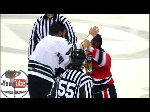 Alex Penner vs. Jon Mirasty