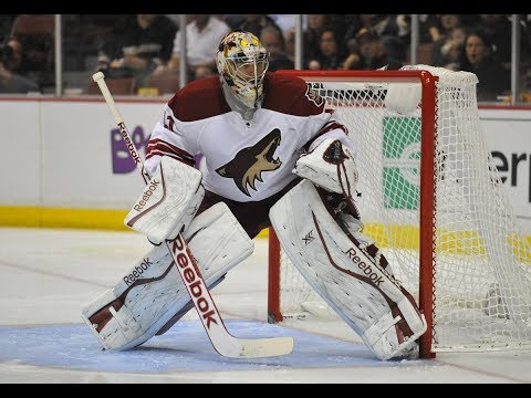 Calgary Flames Acquire Mike Smith from Arizona
