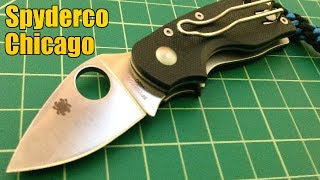 Spyderco Chicago - Show and Tell - TheSmokinApe
