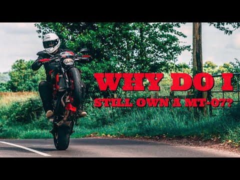 Vlog: Why Do I Still Own a MT-07