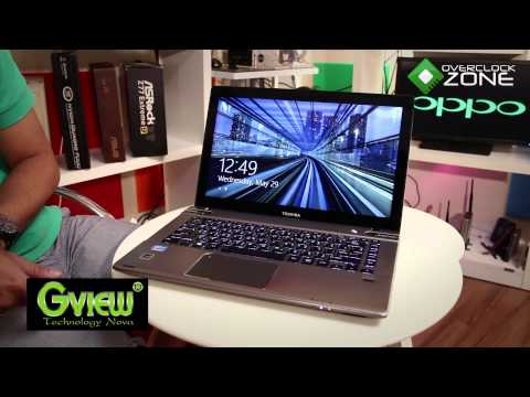 OverclockZone TV EP.305 : TOSHIBA Satellite P840T (HD)