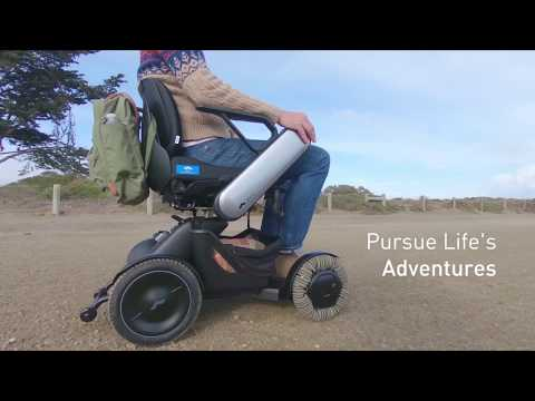 TGA Mobility: WHILL C Personal EV powerchair YouTube video thumbnail