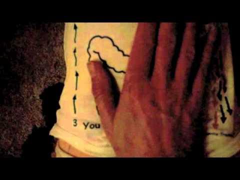 I love You Massage - A tummy trouble massage for kids