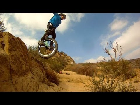 Ride Review – SUV Unicycle