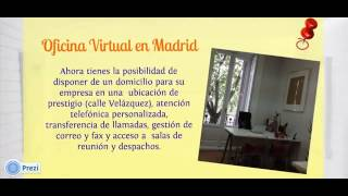 preview picture of video 'Oficina Virtual Madrid - ELIGE WorkPlace'