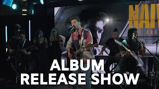 Andy Grammer | 'NAIVE' Release Event At YouTube Space NYC