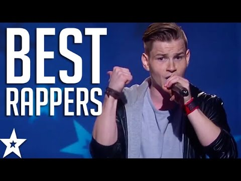 TOP 5 BEST RAPPERS On Got Talent From Across The World! | Got Talent Global Mp3